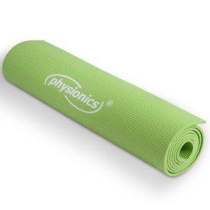 Eine Yogamatte von Physionics