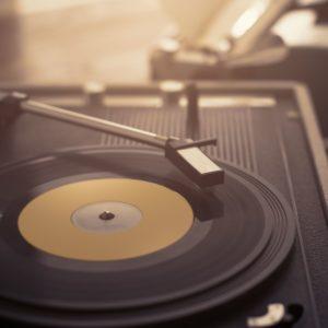 plattenspieler-musik-design